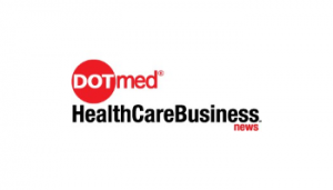 Dotmed Healthcare Business News Logo