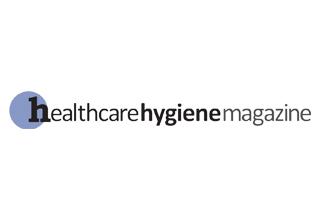 Healthcare Hygiene Magazine Logo